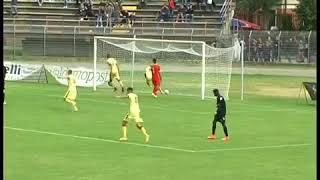 Serie D Girone D Aquila Montevarchi-Sammaurese 1-0