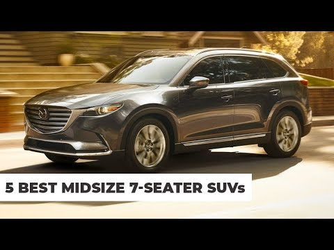 Best 3rd Row Suv 2020.5 Best Midsize 7 Seater Suv 2020 Luxurious Affordable 3 Row Suvs