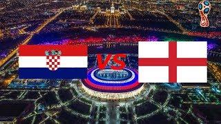 MM-Kisat 2018 Fifa 18 | Osa 34 Kroatia vs Englanti