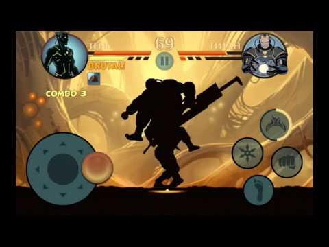 Shadow Fight 2 на андроид. Скачать Бой с тенью