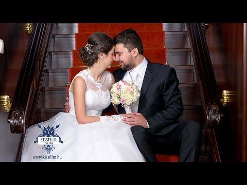 Éva és Gábor esküvője Kisvárdán (Parish Bull Hotel)