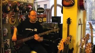 Cort Arona 4 Basszusgitár Sound Check
