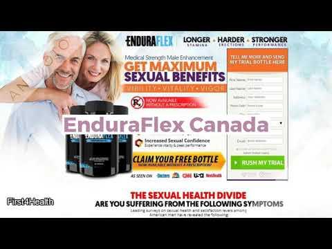 𝐄𝐧𝐝𝐮𝐫𝐚𝐅𝐥𝐞𝐱 (Canada-CA) - #Enduraflex Canada Review