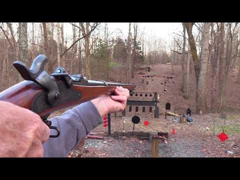 Springfield Trapdoor .45-70 Big Game Hunt