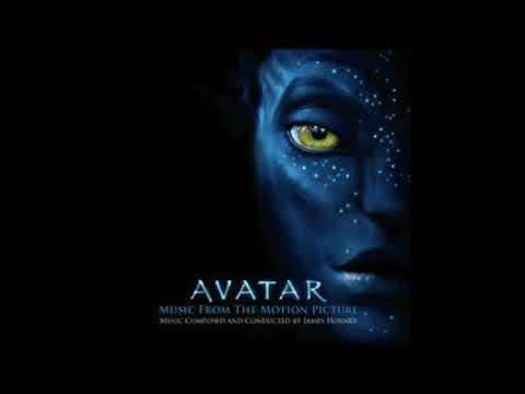 Avatar - Jake Enters His Avatar World - James Horner (Main Harp Section 3:42, HD)