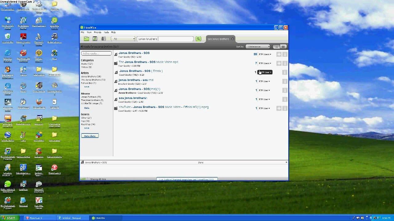 LimeWire 5.5.16