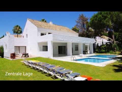 Luxusvilla in Marbella  5 Schlafzimmer