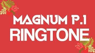 Magnum PI Ringtone and Alert