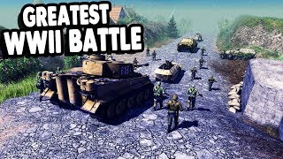 Men of War: Assault Squad 2 Multiplayer | Greatest Battles of World War II