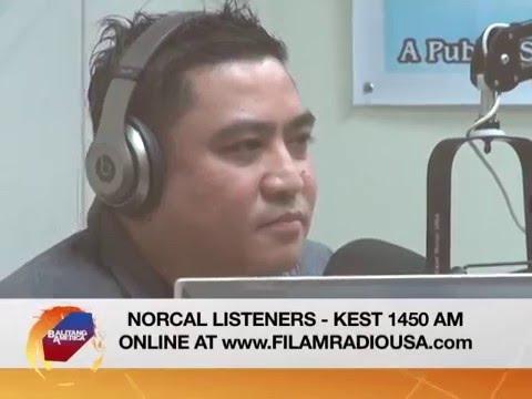 SF Pinoys Use Radio To Engage Kababayans