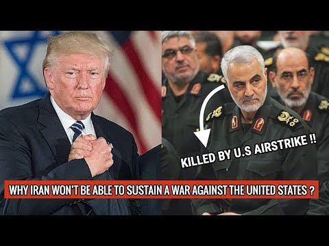 IRAN Vs U.S - TOP 6 REASONS WHY IRAN IS NO MATCH FOR THE U.S !
