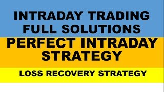 #प्रॉफिट वाला Intraday Trading| how to use VORTEX INDICATOR AND ADX  indicator in intraday trading