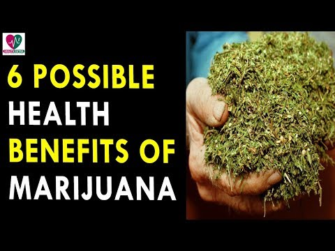 6 Health Benefits Of Marijuana - Health Sutra - Best Health Tips