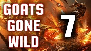 Hearthstone Arena Highlights - Goats Gone WIld 7: All Skill