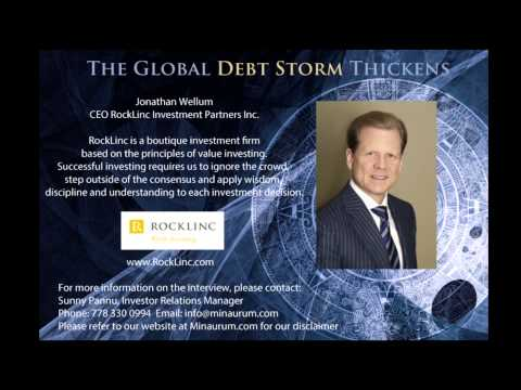 """Global Debt Storm Thickens"" with CEO Jonathan Wellum, RockLinc"