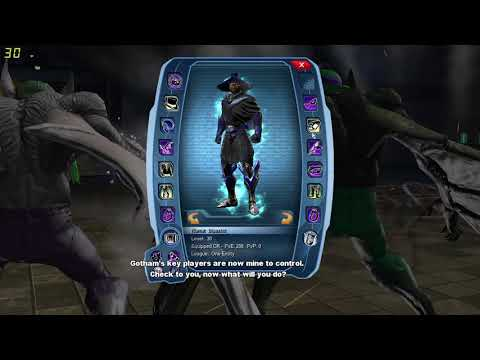 DCUO - Gotham City Zoo (Raid - Munitions - DPS - Sups)