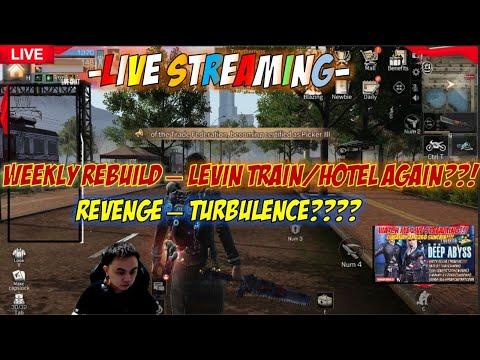 [Live Stream] LifeAfter - Revenge   Turbulence   Invasion & Levin Train Station