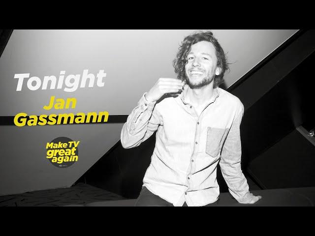 Make TV Great Again e8 - Tonight Jan Gassmann