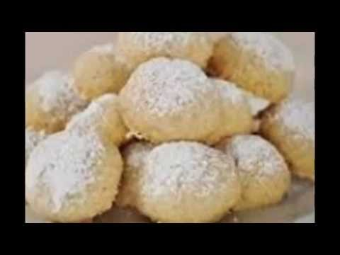 mexican wedding cakes, - YouTube