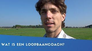 Wat is een loopbaancoach?