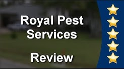 Royal Pest Services Jacksonville Great 5 Star Review by Nichole C.