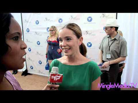 Marguerite Moreau at the 17th Annual Angel Awards Red Carpet @MargueriteMorea