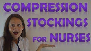 Compression Stockings for Nurses
