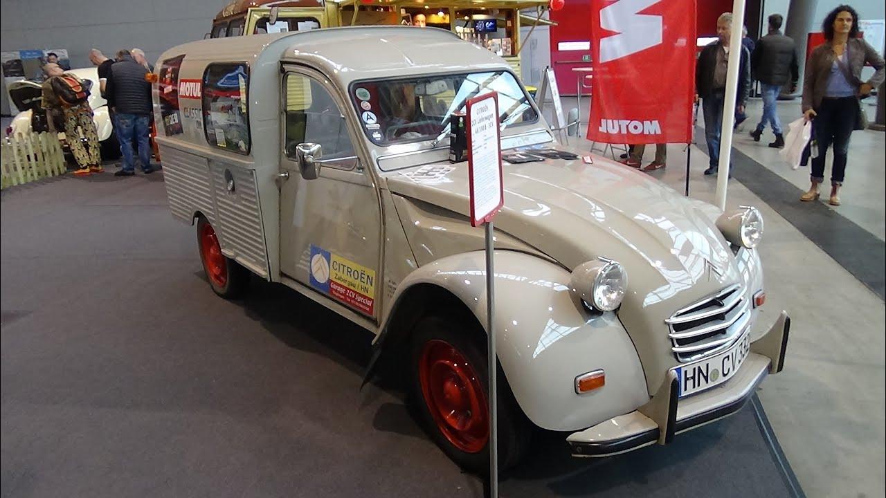 2cv fourgonnette ak 350