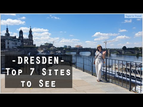 Travel Germany - Top 7 Sites to see in DRESDEN