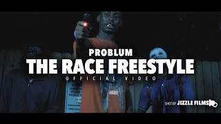 Problum - The Race Freestyle #FreeTayK (Official Music Video) [Shot By Jizzle Films]