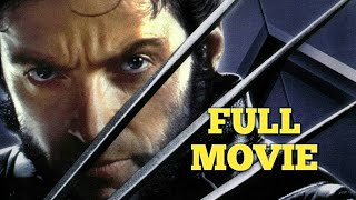 X2: Wolverine's Revenge Movie or ALL Game Cutscenes,Epic Action.