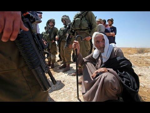 Palestinian villages face demolition to create IDF training ground