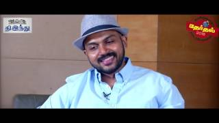 Election Voting Awareness - Actro karthi | Tamil The Hindu