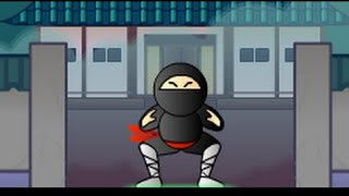 Sticky Ninja Academy Full Gameplay Walkthrough