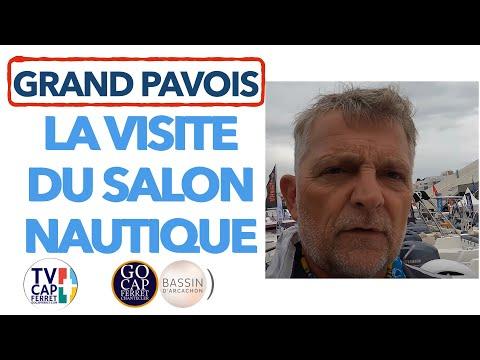 Grand Pavois La Rochelle 2021 #10 La Visite du salon nautique d'un Ferret Capien ! #vlog