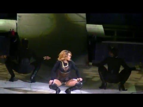 Rihanna-Pour It Up/Cockiness (Love It) Live Amsterdam Ziggo Dome Diamonds World Tour