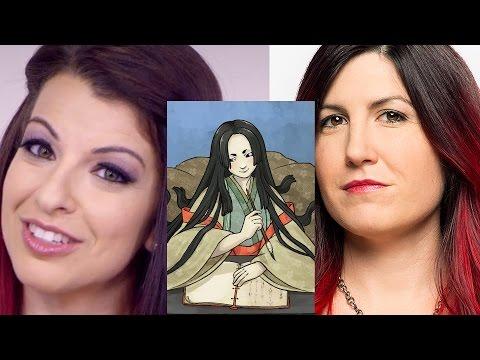 Anita & Murasaki: A BEAST To Untangle!