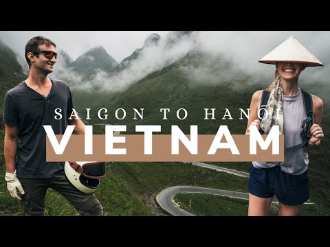 VIETNAM MOTORCYCLE TRIP - Ho Chi Minh to Hanoi & Ha Long Bay