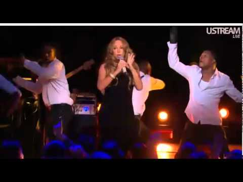 Mariah Carey - Shake it Off  at  Plot Your Escape [LIVE] [HD]