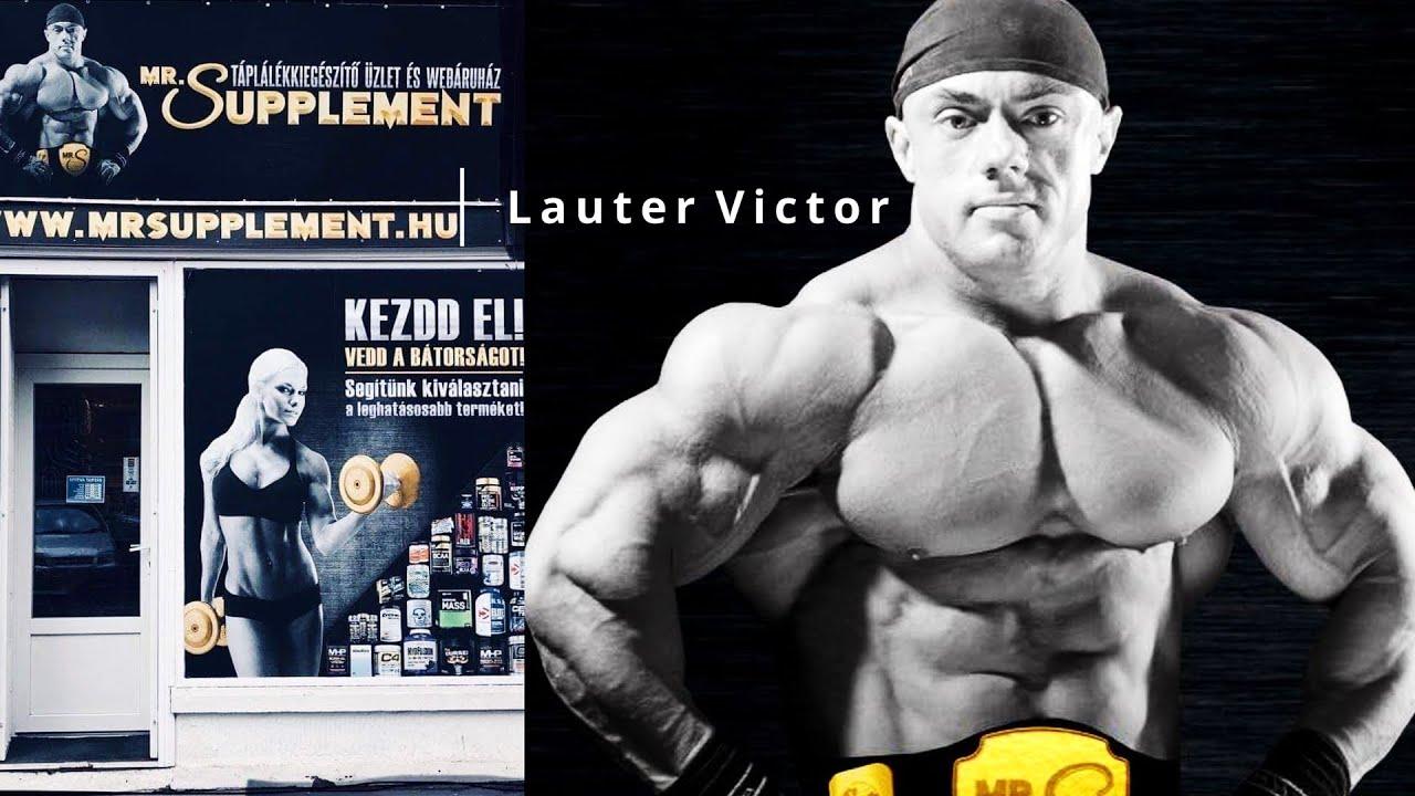 Download DietGainz sztárinterjú 12.rész  Lauter Victor