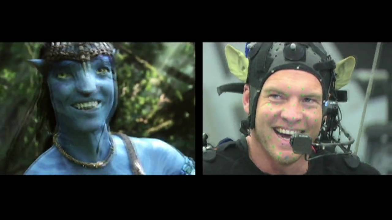 Avatar Motion Capture Mirrors Emotions Youtube