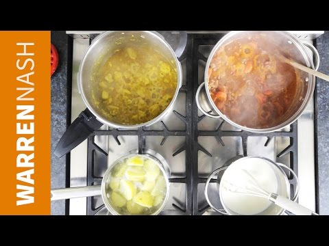 Cooking in Bulk Meal Prep for the Week Recipes by Warren Nash
