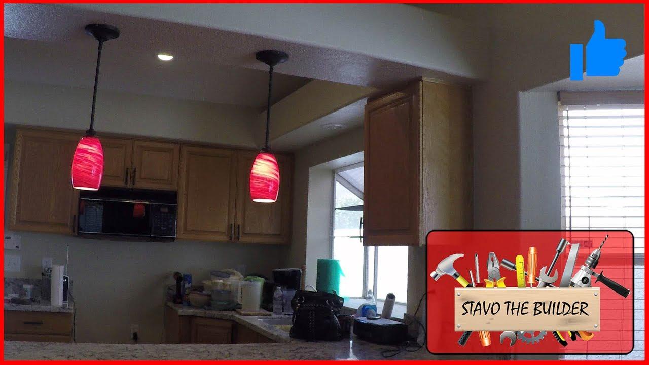 Como instalar una lampara de techo colgante instalacion - Instalar lampara techo ...