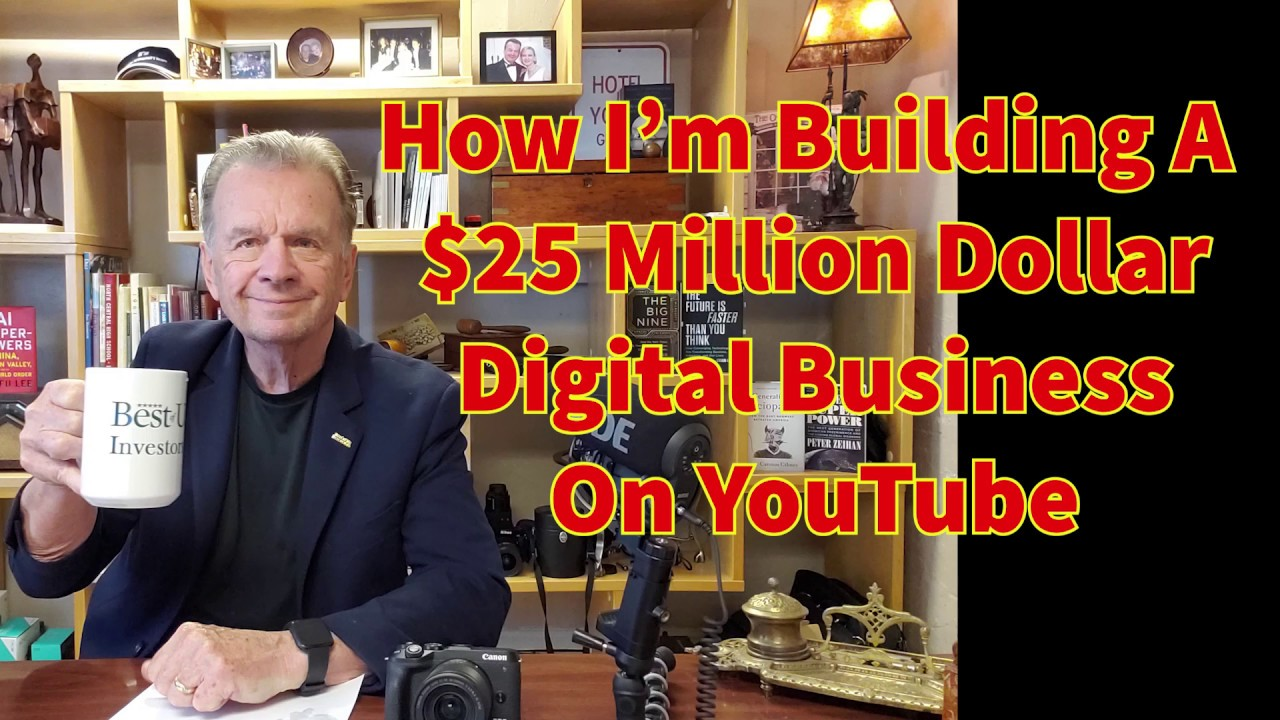 BestofUSInvestors.com: Will Be a $25 Million YouTube Digital Business
