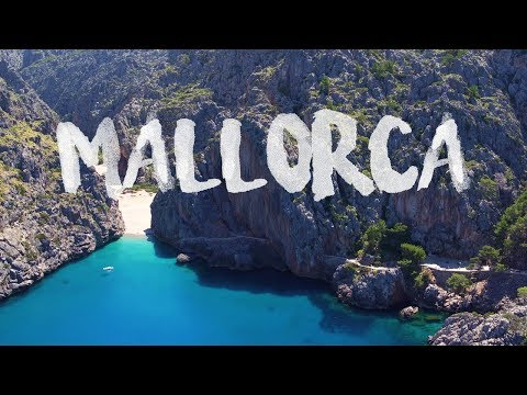 MALLORCA, Spain | Beautiful Beaches PART 1 | Aerial Drone 4K By Thedronebook