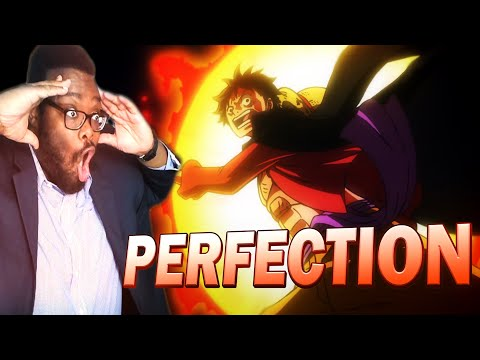 THE PERFECT EPISODE OF ONE PIECE!? 10/10   One Piece Episode 982 Anime Reaction