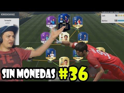 FIFA 17 - ESTOS EQUIPOS DE PRIMERA DIVISION ME DAN GANAS DE LLORAR