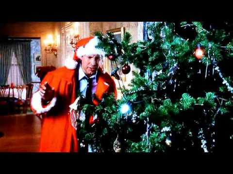 Christmas Vacation Squirrel Scene - YouTube