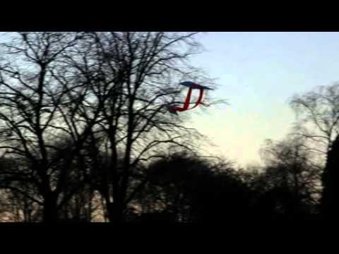 Mobius Strip Kite-Jin Wang