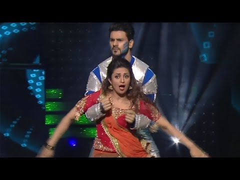 Thumbnail: Nach Baliye Season 8 | Episode 4 | Divyanka and Vivek's funny moves to impress Judges